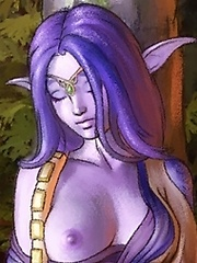 World of Warcraft Naked
